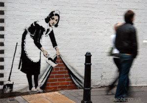 banksy_maid_passer_by